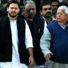 A new 'scam' taints Lalu and family