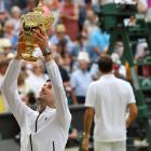 Djokovic outlasts Federer to win epic fifth Wimbledon title
