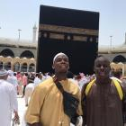 Soccer star Paul Pogba visits Mecca during Ramadan