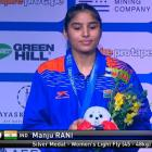 Manju Rani: Kabaddi's loss is boxing's gain