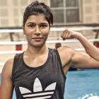 Mary Kom, this is Nikhat Zareen!