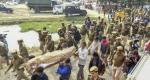 Unnao victim's family performs last rites after talks