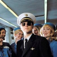 A still from the film, Catch me if you can
