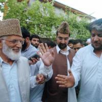 Shabbir Shah (extreme right)