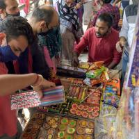 Storage, sale, use of firecrackers are banned