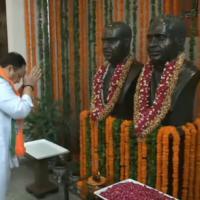 JP Nadda pays homage to Shyama Prasad Mookerjee