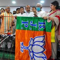 BJP's Rabindranath Bhattacharya