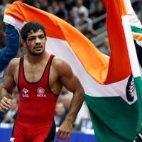 Sushil Kumar won a bronze at the Beijing Olympics