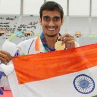 Paralympics bronze medallist Sharad Kumar