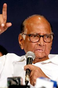 Pawar to take part in event in support of protesting farmers