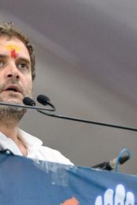 It's like looking for women in men's hockey team: RSS on Rahul's remark