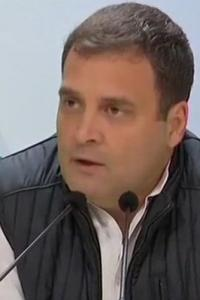 <p>LIVE! Rahul: Will defeat BJP in 2019, but don't want BJP-mukt Bharat</p><br><p>Mizoram CM resigns; admits 'underestimating' Oppn strength</p><br><p>Rahul Gandhi: Thank the people, we have big responsibility now</p>