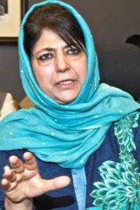 SC notice to J-K admin over Mufti's detention