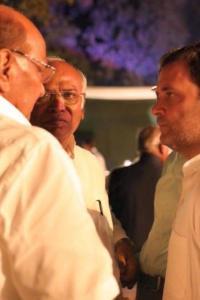 Rahul seems to lack consistency, says Sharad Pawar