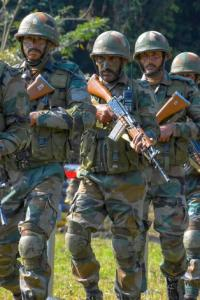 Over half of army personnel under severe stress: Study