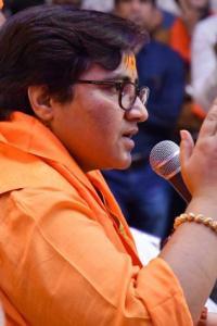 BJP MP Pragya Thakur faints at party event in Bhopal