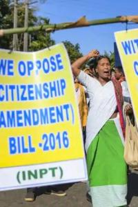 Opposition comes up with plan to fight Citizenship Bill