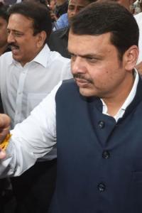 'Fadnavis hatched conspiracies against BJP leaders'