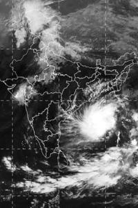 Odisha gears up for Cyclone 'Bulbul'