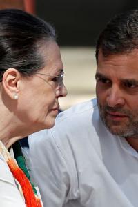 Sonia, Rahul skip Congress Foundation Day event