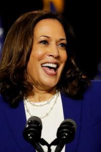 Kamala Harris, the perfect foil for Biden