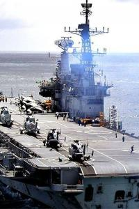 SC stays dismantling of decommissioned aircraft carrier 'Viraat'