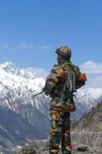India returns captured PLA soldier to China