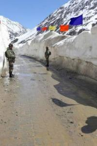 Onus on India to ease tension at LAC: Chinese envoy