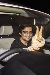 Arnab, others fail to appear before Raigad court
