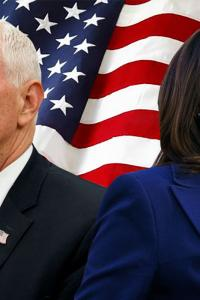 Pence congratulates Harris, offers full co-operation
