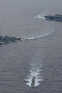 China hopes Malabar drill will be conducive to peace, not contrary