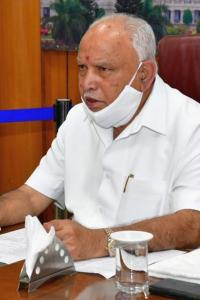 Minister Eshwarappa complains to Guv against CM Yediyurappa