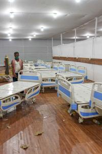 'India will need 5 lakh ICU beds, 3.5 lakh medical staff'