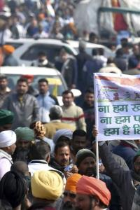 Over 100 missing since tractor parade: Farmers' union