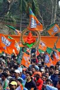 BJP meet to finalise first list of polls candidates on Thursday