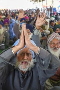 Farmers' 'chakka jam' to exclude Delhi, UP, U'khand