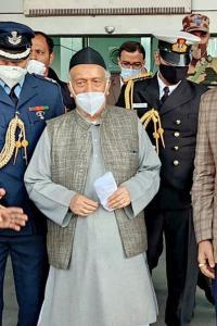 Maha Guv's trip was personal: Sena on refusing plane