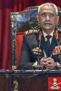 China's actions have led to confrontation, mutual distrust: Army chief