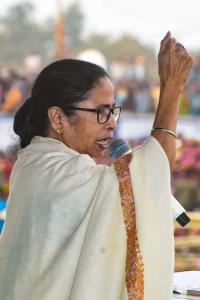 'If Mamata wants, violence can stop in 3 days'