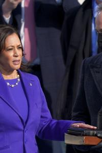 'Your faith in me brought me to this moment': Kamala remembers mom