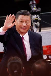 Xi makes rare visit to Tibetan town bordering Arunachal