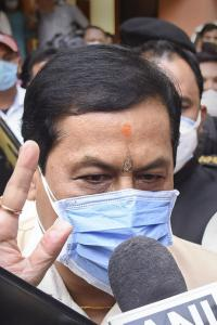 Sarma, Sonowal to meet Nadda today; decision on CM likely