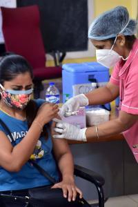 Few bleeding, clotting events post vaccination: Govt