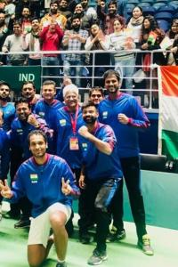 India's Davis Cup tie against Finland postponed to 2021
