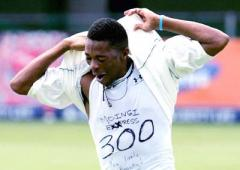 I was lonely: Ntini recalls his time in SA team