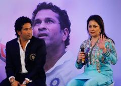 SEE: Sachin's tribute to the 'five women' in his life