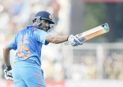 Rewind: Nov 13, 2014, Rohit's highest score in ODIs