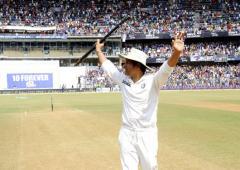 On this day, Tendulkar bid adieu to international cricket