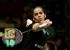 China Open: Kashyap, Praneeth advance; Saina ousted