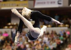 Sports Shorts: Six-member team for Gymnastics Worlds